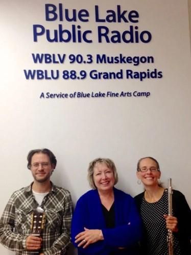Folias Duo Blue Lake Radio