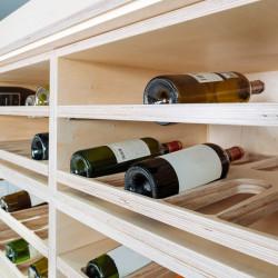 casier rangement a vins