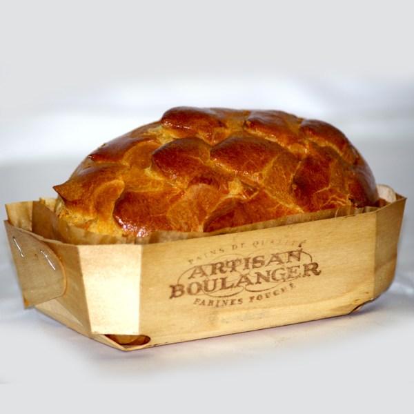 brioche pour accompagner le foie gras