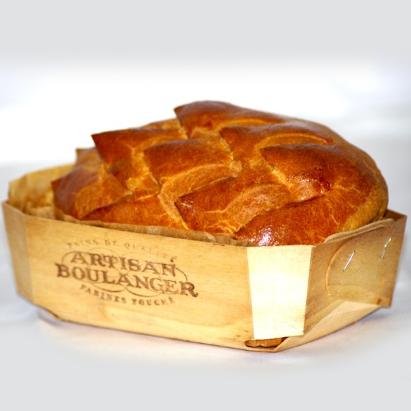 brioche épis pour foie gras
