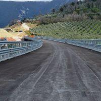 Lavori sulla Val di Chienti tra Foligno e Colfiorito dal 13 luglio