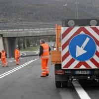 """Anas, lavori sulla SS3 """"Flaminia"""" tra Sant'eraclio e Trevi"""