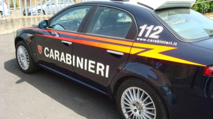 Provoca incidente e scappa, rintracciato e denunciato dai Carabinieri