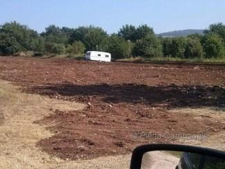 Campo rom Sant'Eraclio, non basta il controllo del vicinato