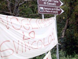 """Svincolo Scopoli, Marini e Chianella: """"Interlocuzione con ministero per superare criticità"""""""