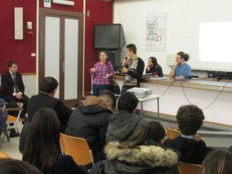Giovani romeni ortodossi in visita a Foligno
