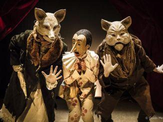 """Re: act, """"Pinocchio"""" è il nuovo spettacolo"""