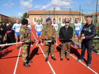 Capo di Stato Maggiore dell'Esercito visita il centro di Foligno