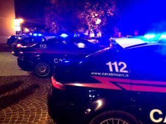 Carabinieri arrestano 8 spacciatori, tre nelle ultime ore, operazione antidroga