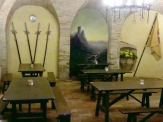 Quintana di Foligno, al Cassero pranzo della solidarietà