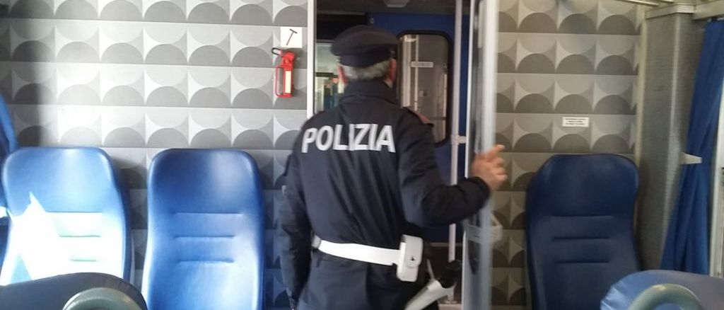 Emergenza freddo, Polfer rintraccia un 14enne scappato da una struttura