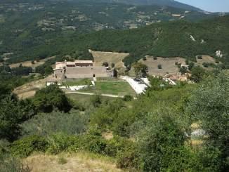 Foligno e Dintorni, alla Rocca di Capodacqua e Castello di Gallano
