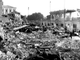 Celebrato anniversario primo bombardamento su Foligno
