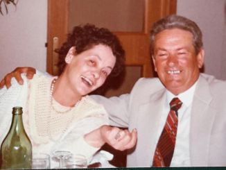 Festeggiano i 65 anni di matrimonio, sono i folignati Enrico Reali e Luisa Anselmi