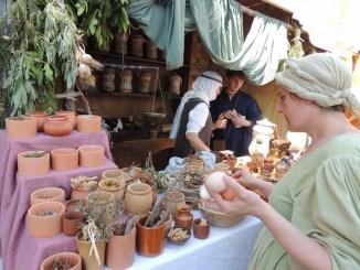 Mercato delle Gaite, a Bevagna la Primavera Medievale