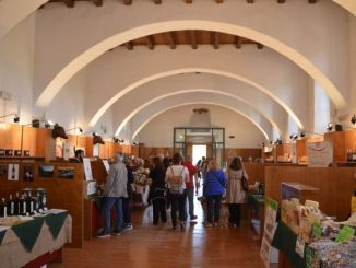 Taglio del nastro di Terre del Sagrantino a Montefalco l'evento delle Eccellenze