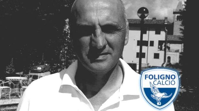 Foligno calcio rinnova accordo con Cuccagna e Mister Antonio Armillei