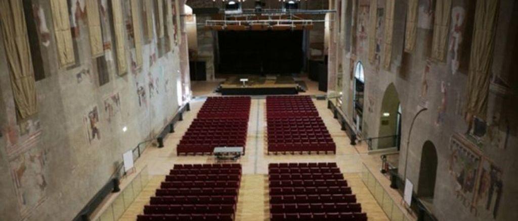 A Foligno l'incontro tra Mozart e Piermarini, appuntamento domenica 17 ottobre alle ore 17 all'Auditorium San Domenico