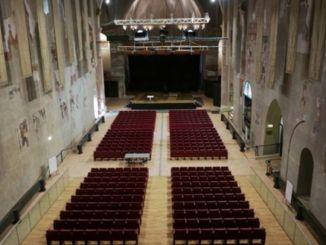 Anche a Foligno con Parterre e Auditorium San Domenico Facciamo luce sul teatro
