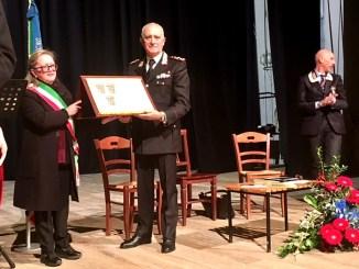 Bevagna ospita le celebrazioni della Virgo Fidelis, Patrona dei Carabinieri