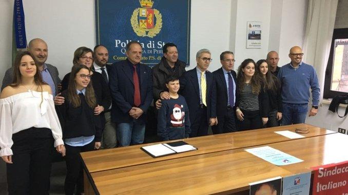 Consegnate le borse di studio a Foligno in memoria di Romano Riccetti