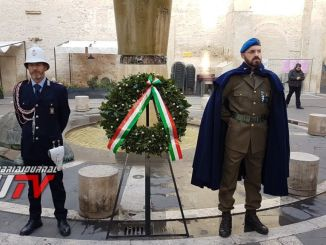 Bombardamento e terremoto, ma Foligno guarda diritto verso il futuro