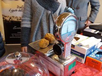 Tartufo di Valtopina, il Tuber Magnatum Pico è il re della mostra mercato