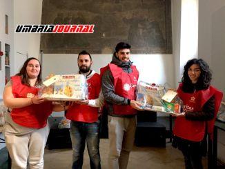 La solidarietà passa anche per la mensa e l'emporio Caritas a Foligno