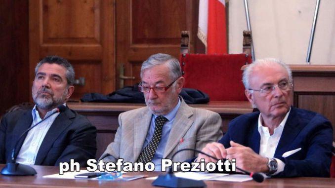 Franco Todini candidato sindaco a Trevi, sostenuto dal Centrodestra