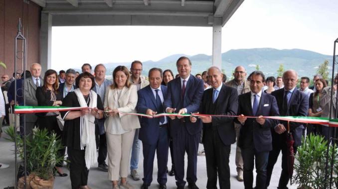 """Biometano Foligno, inaugurato il progetto promosso da """"Auri"""" e """"Vus"""""""