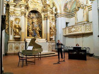 Segni Barocchi a Foligno, concerto all'Oratorio del Crocifisso