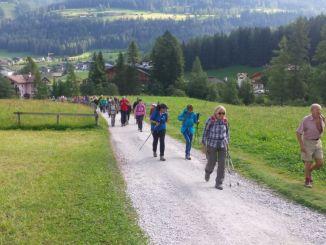 """Si è conclusa per 50 folignati la """"Settimana Verde"""" in Val Pusteria"""