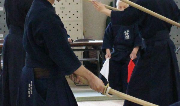 <b>Arte</b> marziale della spada del kenjutsu al Palasport di Foligno