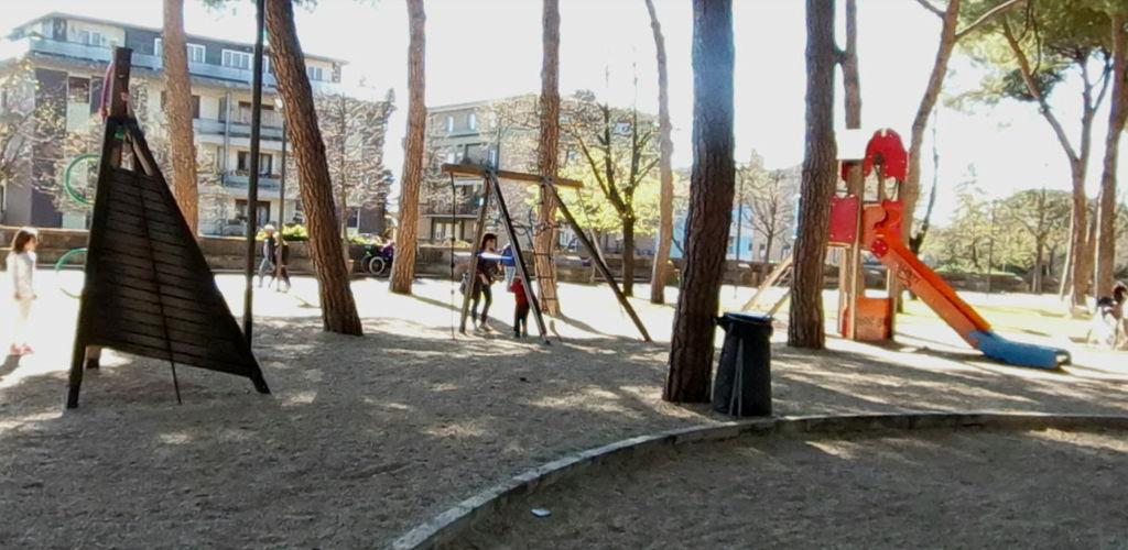 Sbaglia la nipotina, nessun rapimento al parco dei Canapè a Foligno