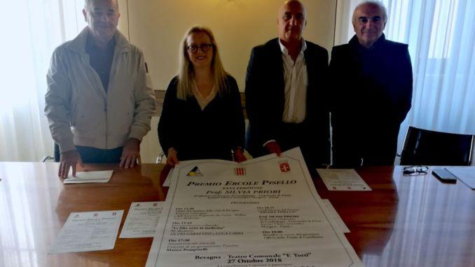 """Bevagna, presentata la XXVI edizione del premio """"Ercole Pisello"""""""