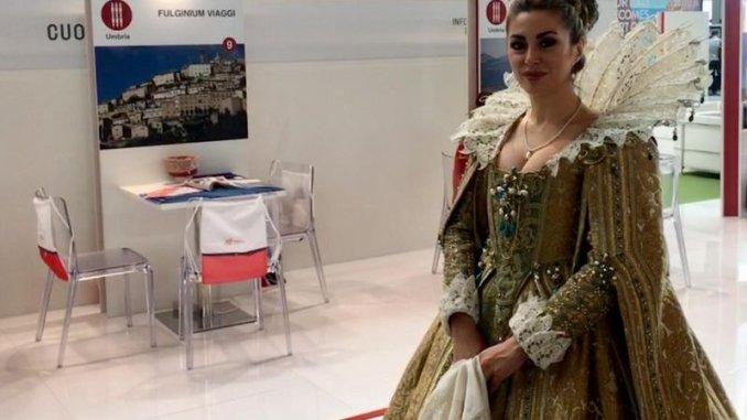Grande successo per la Quintana alla fiera internazionale del turismo di Rimini