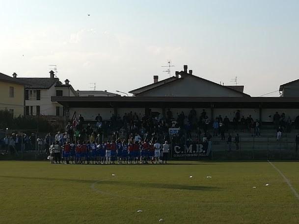 Calcio, campionato Eccellenza, giornata 6, Lama-Foligno 1-1