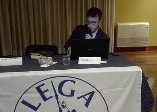 Successo di pubblico all'incontro con Fusaro organizzato dalla Lega