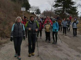 """Presentato il programma escursionistico dell'associazione """"Orme - Camminare liberi"""""""
