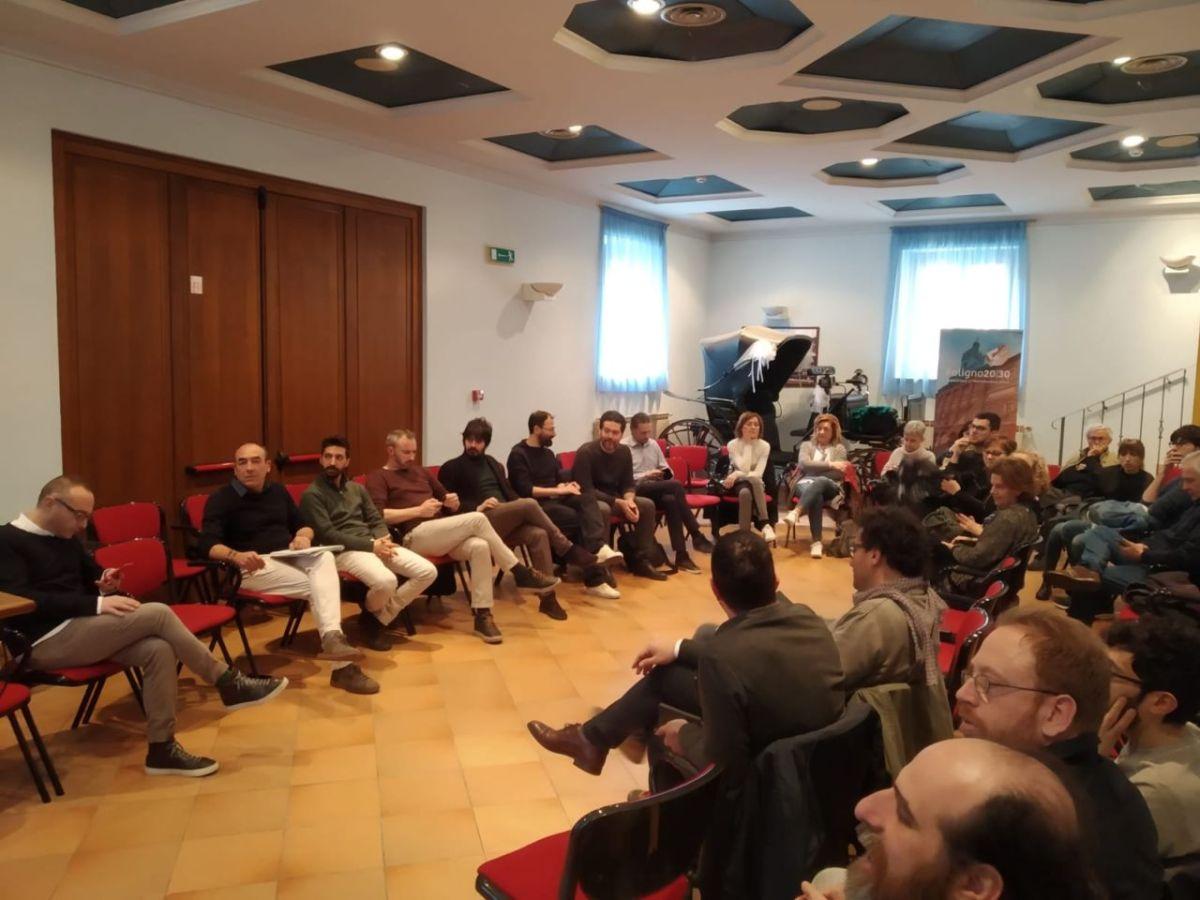 Elezioni, Foligno 2030, assemblea sostiene la candidatura di Luciano Pizzoni