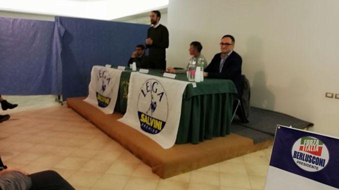 Elezioni, iniziato il tour elettorale di Stefano Zuccarini
