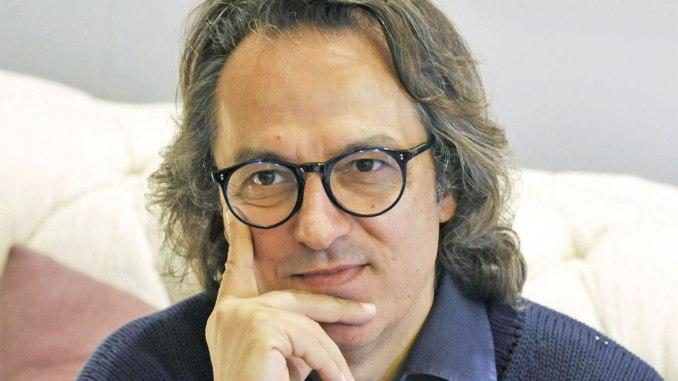 Gennaro Sangiuliano e Gigi Marzullo a Intrecci di Bevagna
