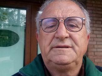 Luciano Gasperini coordinatore protezione civile della città di Trevi