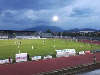 Calcio, Foligno-Reggina termina 3-0 in favore dei calabresi