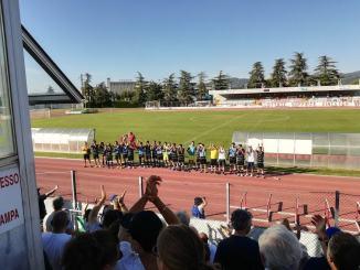 Foligno batte al Carlo Degli Esposti il Bastia calcio, 1 a 2