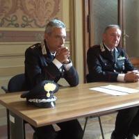 Alessandro Pericoli Ridolfini nuovo comandante carabinieri di Foligno