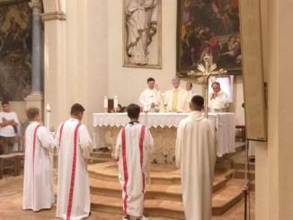 Vescovo Sigismondi consegna chiesa restaurata di San Marco ai fedeli
