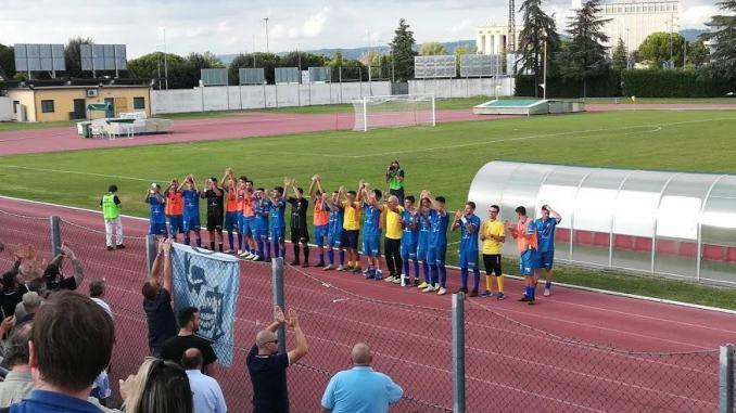 Calcio, Serie D, il Foligno vince il Bastia fuori casa 3-0
