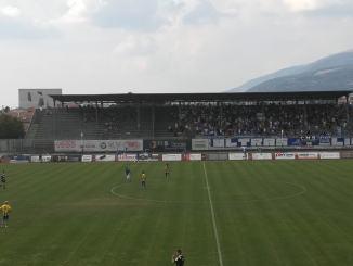 Calcio, serie D, Foligno-San Donato Tavarnelle1-0, vincono i Falchetti