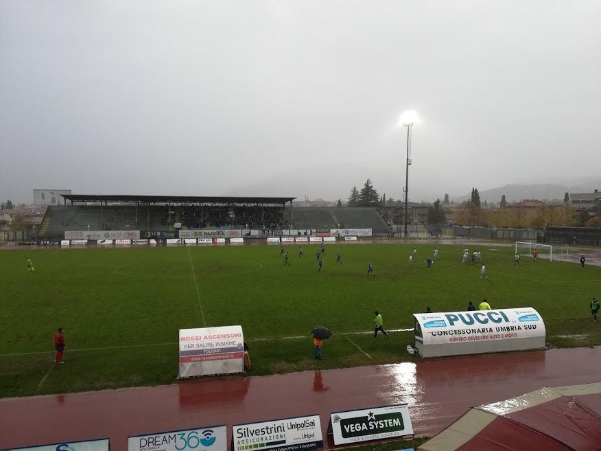 Calcio, serie D, Foligno-Scandicci termina 1-1, Falchetti salvi Apertura - Foligno Oggi